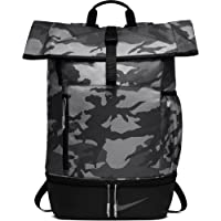 NIKE Sport All Over Print Golf Backpack (Anthracite/Black/Anthracite)