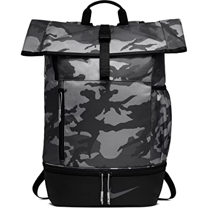 Image Unavailable. Image not available for. Color  NIKE Sport All Over  Print Golf Backpack ... 282ccdee06ac1