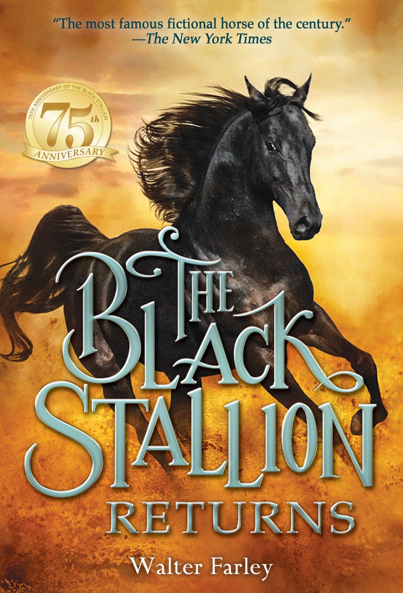 Download The Black Stallion Returns pdf epub