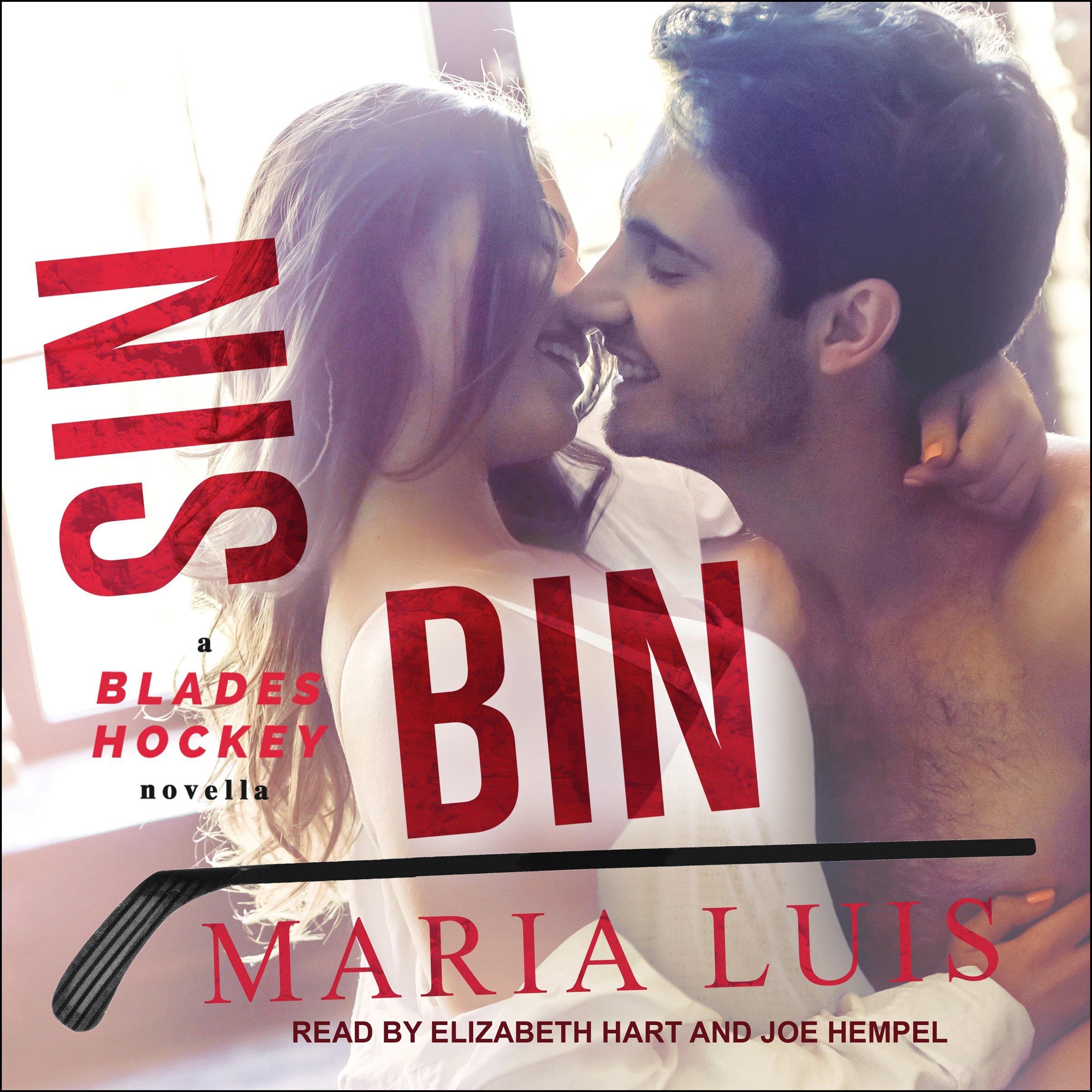 Sin Bin: Blades Hockey Series, Book 2