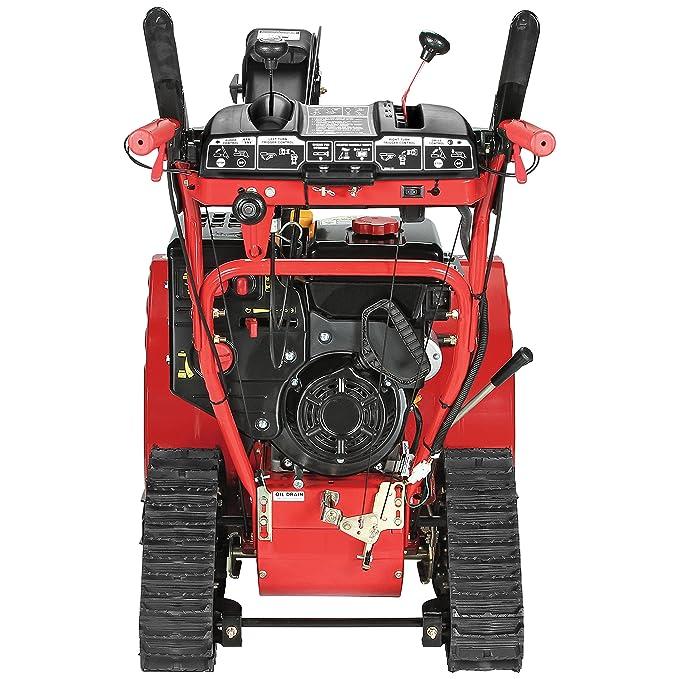 Amazon.com: Máquina quitanieves, de Troy-Bilt Storm ...