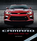 The Complete Book of Chevrolet Camaro, 2nd Edition (Complete Book Series)