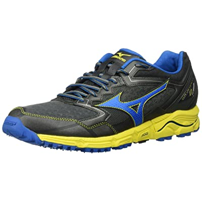 Amazon.com | Mizuno Men's Wave Daichi 2 Running Shoes | Tennis & Racquet Sports