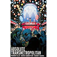 Absolute Transmetropolitan Vol. 3