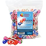 Tootsie Pops - Tootsie Roll Pops - Assorted Flavored Lollipops, Bulk Candy 4 LB Party Bag Family Size