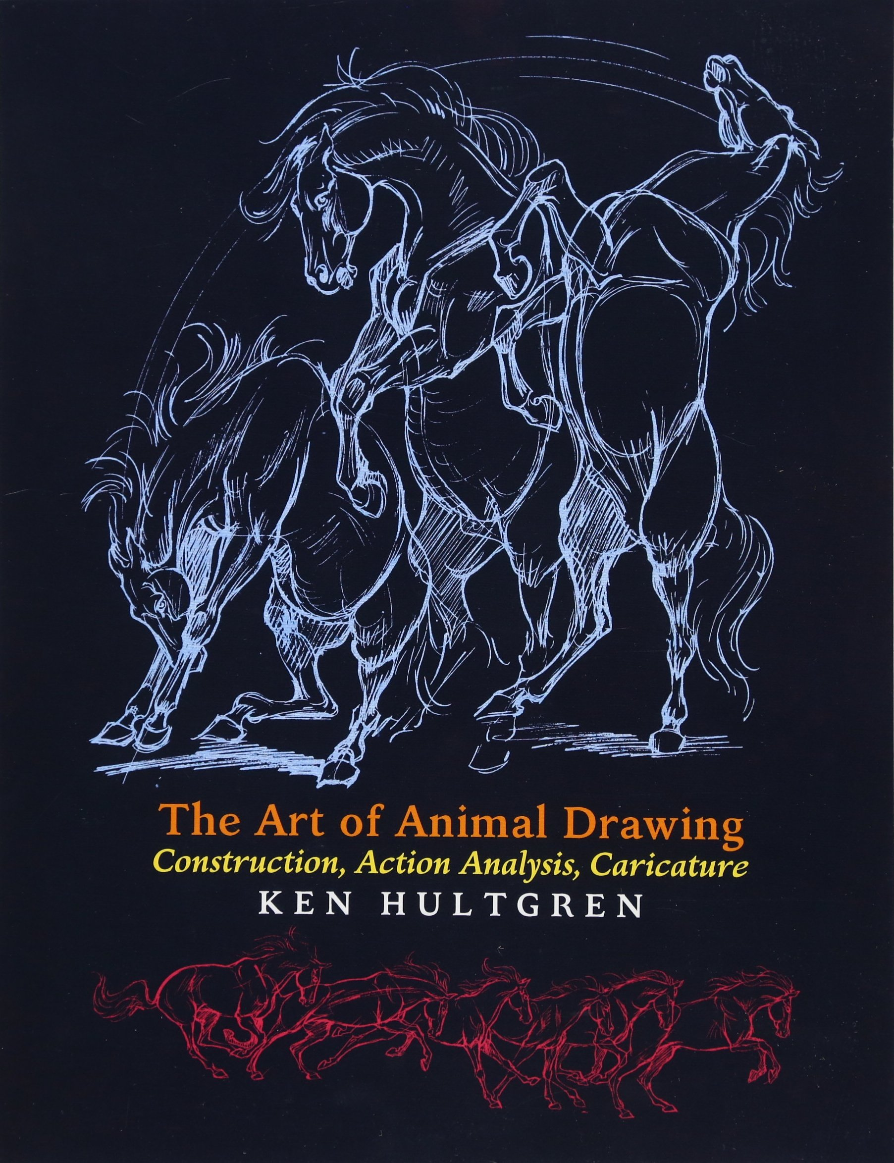 The Art of Animal Drawing: Construction, Action Analysis, Caricature pdf epub