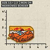Asilda Store Embroidered Sew or Iron-on Patch