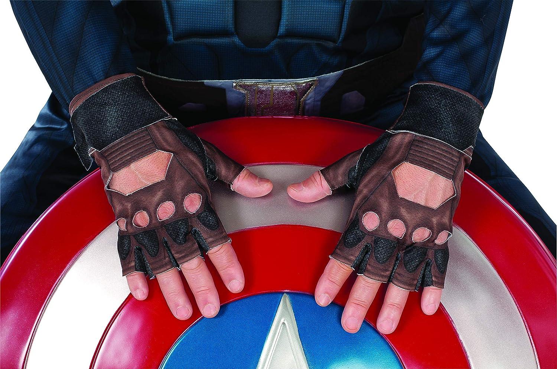 Guantes del Capitán América El Soldado de Invierno para niño