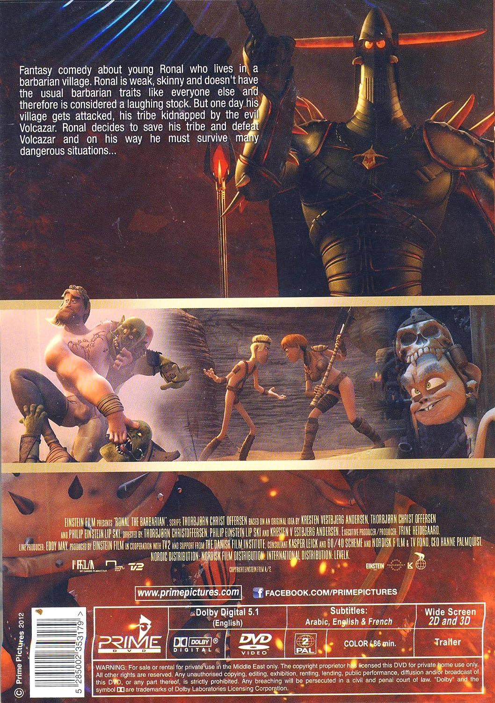 ronal barbarian full movie eng sub