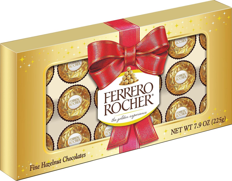 Amazon.com : Ferrero Rocher Cone, 17 Count : Chocolate Truffles ...