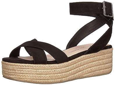 7556943e12e Amazon.com  Chinese Laundry Women s Zala Espadrille Wedge Sandal  Shoes