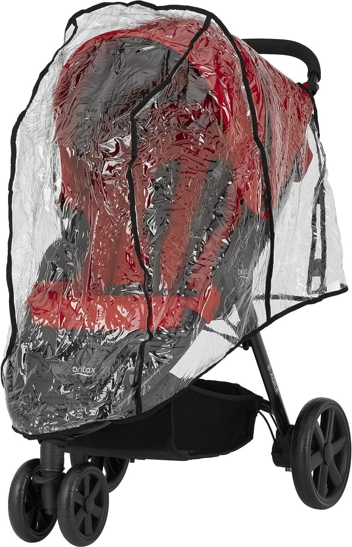 Britax-Burbuja de lluvia para silla de paseo, compatible con Britax B-Agile 3, B-Agile 4, B-Agile 4 Plus, B-Motion 3, B-Motion 4