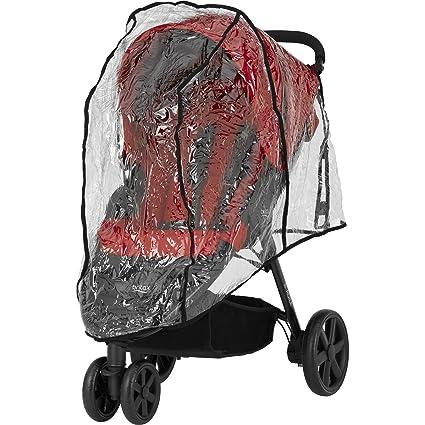 Britax-Burbuja de lluvia para silla de paseo, compatible con Britax B-Agile