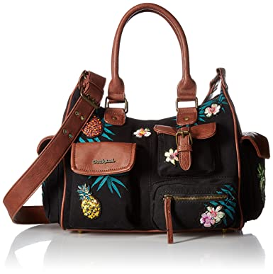 Desigual Bols_pinday London Medium Femme 18saxfa0 V42uMK