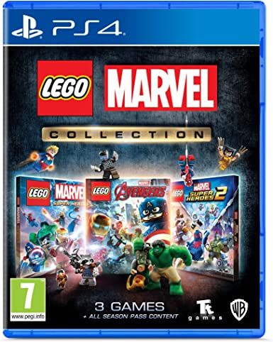 LEGO Marvel Collection - PlayStation 4 [Importación inglesa]: Amazon.es: Videojuegos