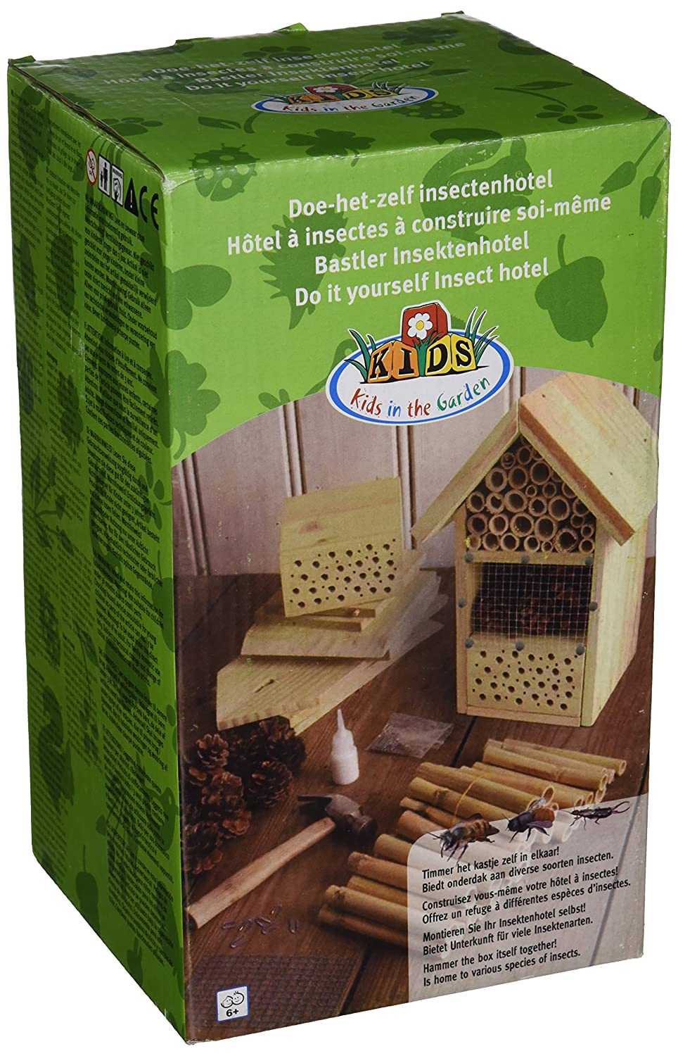 Fallen Fruits Build Your Own Insect Hotel Kit KG153