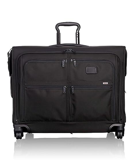 272b048d5 Image Unavailable. Image not available for. Colour: Tumi Alpha 2 4 Wheeled  Medium Trip Garment Bag 74L, Black ...