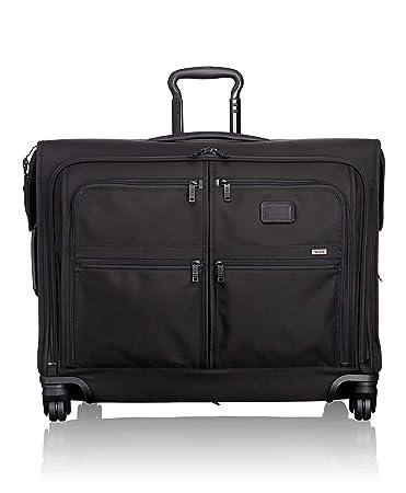 Amazon.com   TUMI - Alpha 2 Medium Trip 4 Wheeled Garment Bag - Dress or Suit  Bag for Men and Women - Black   Garment Bags 49e7ca2421