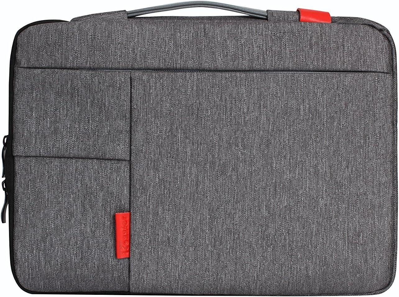 Icozzier 11 6 Zoll Laptoptasche Mit Griff Tragbare Elektronik