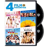 4 Film Favorites: Friends Forever (SEX AND THE CITY: THE MOVIE, Divine Secrets of...