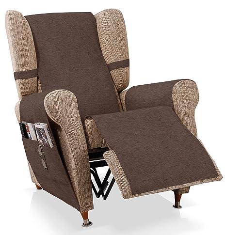 Bartali Cubre sillón Relax Pharma, Marrón, 1