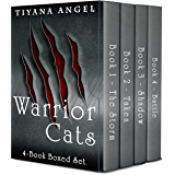 Warrior Cats: 4-Book Boxed Set (Warrior Cats (Werecat YA Paranormal) 5)