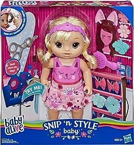 BABY ALIVE Dolls, E5241843, Multicolour
