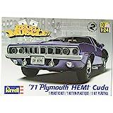 Revell/Monogram '71 Plymouth Hemi Cuda Kit