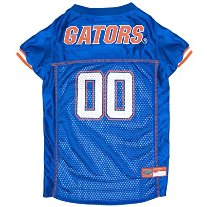d00665317 Amazon.com   Pets First NCAA FLORIDA GATORS DOG Jersey
