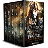 Guardians of the Phoenix Box Set: Books 1-5: Guardians of the Fae Realms