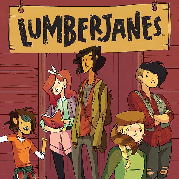 Lumberjanes (Issues) (40 Book Series)