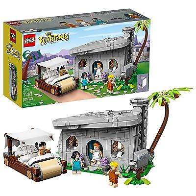 LEGO Ideas 21316 The Flintstones Building Kit (748 Pieces): Toys & Games