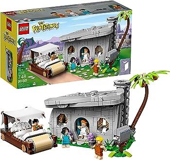 Lego Ideas 21316 The Flintstones Building Kit only $47 99