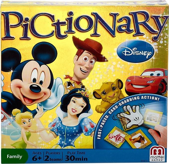 Pictionary - Disney Edition: Amazon.es: Juguetes y juegos