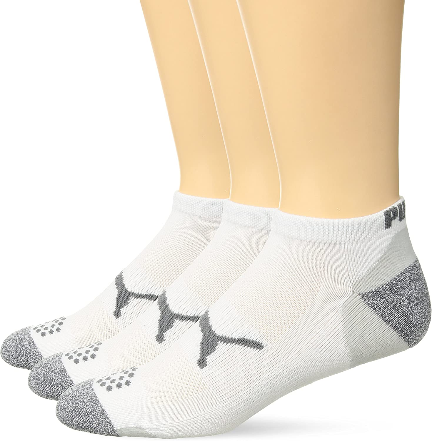 Puma Golf 2018 Men's Pounce Low Cut Sock (Pack of 3)