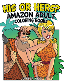 His Or Hers Amazon Adult Coloring Books And Art Book