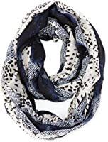 PIECES Damen Umschlagtuch Pcrisoma Tube Scarf