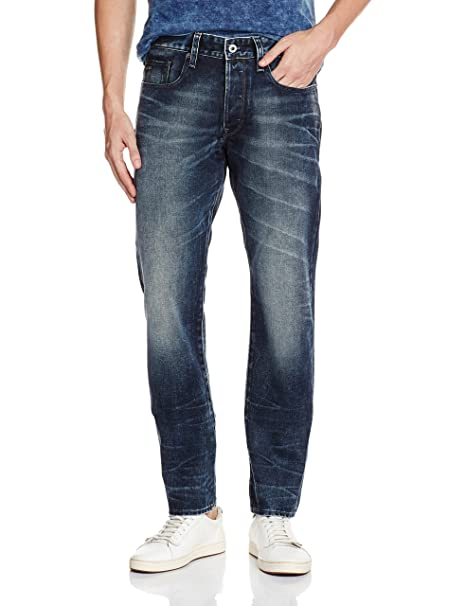 reliable quality fast delivery clearance sale G-STAR RAW Men's 3301 Tapered Jeans