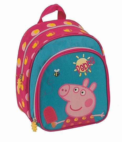 nuovo arrivo eb866 30208 Zainetto asilo Peppa Pig Lolly Ice