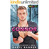 Connor (Boys & Toys Season 2 Book 1)