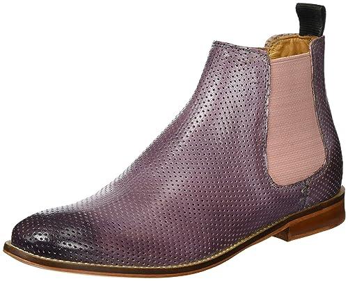 Plus Grand Melvin & Hamilton Amelie 44 Chelsea Boots Femme