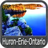 Huron - Erie - Ontario Lakes