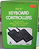 Atari One Set Keyboard Controllers CX50