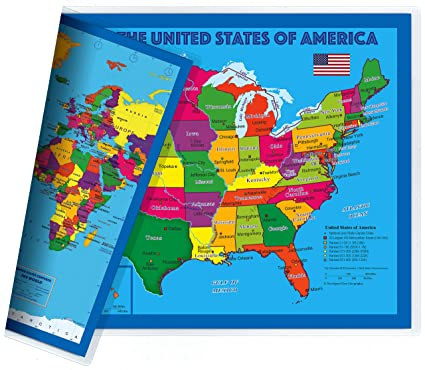 United States Of America World Map.World Map Of United States Of America