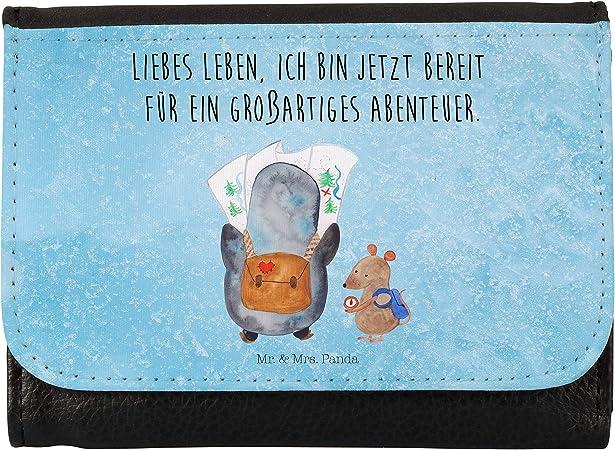 Mr. & Mrs. Panda Pinguin & Maus Wanderer – Monedero para Hombre ...