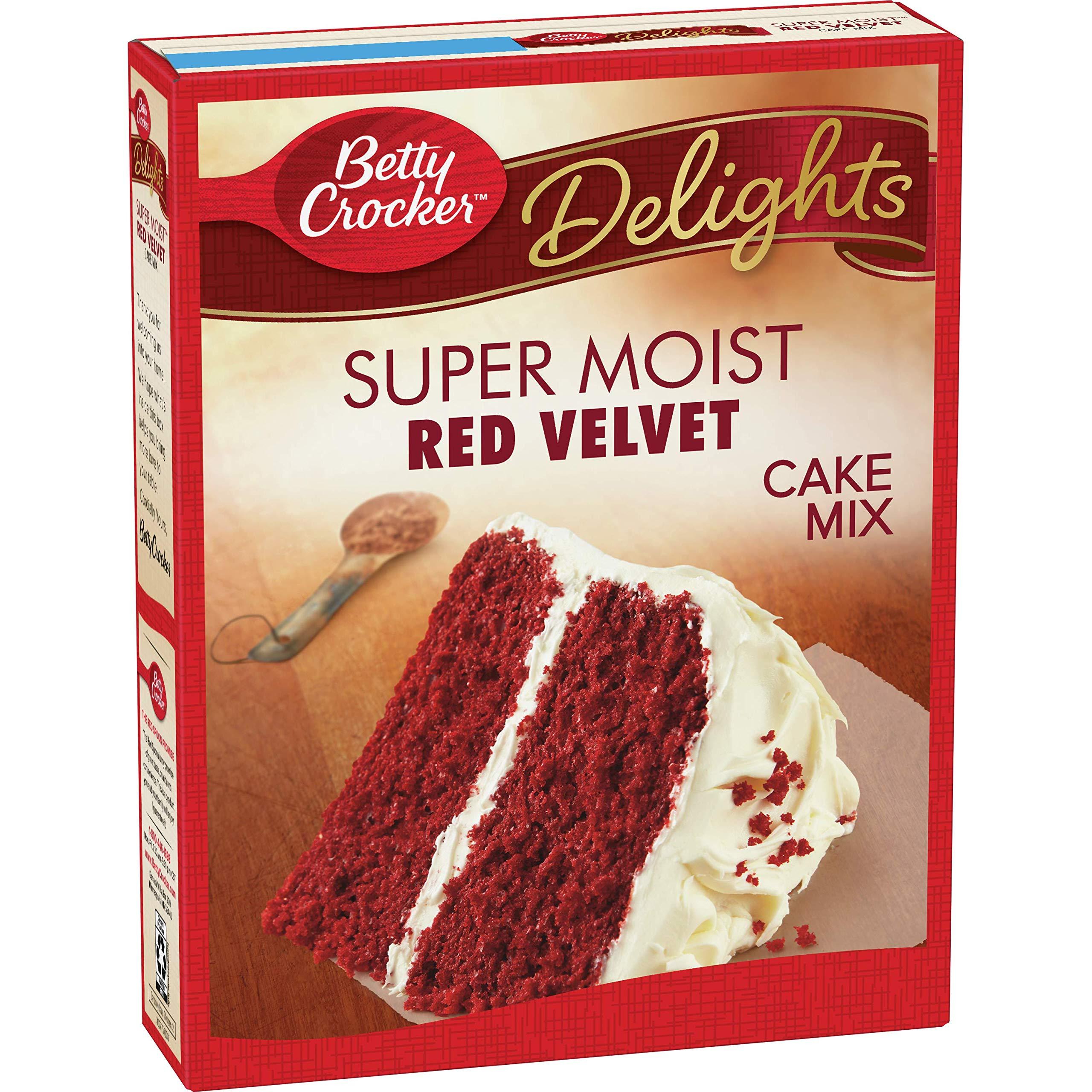 Betty Crocker Red Velvet Cake Mix 432g 15oz