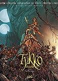 Legendes de Troy - Tykko des sables T03