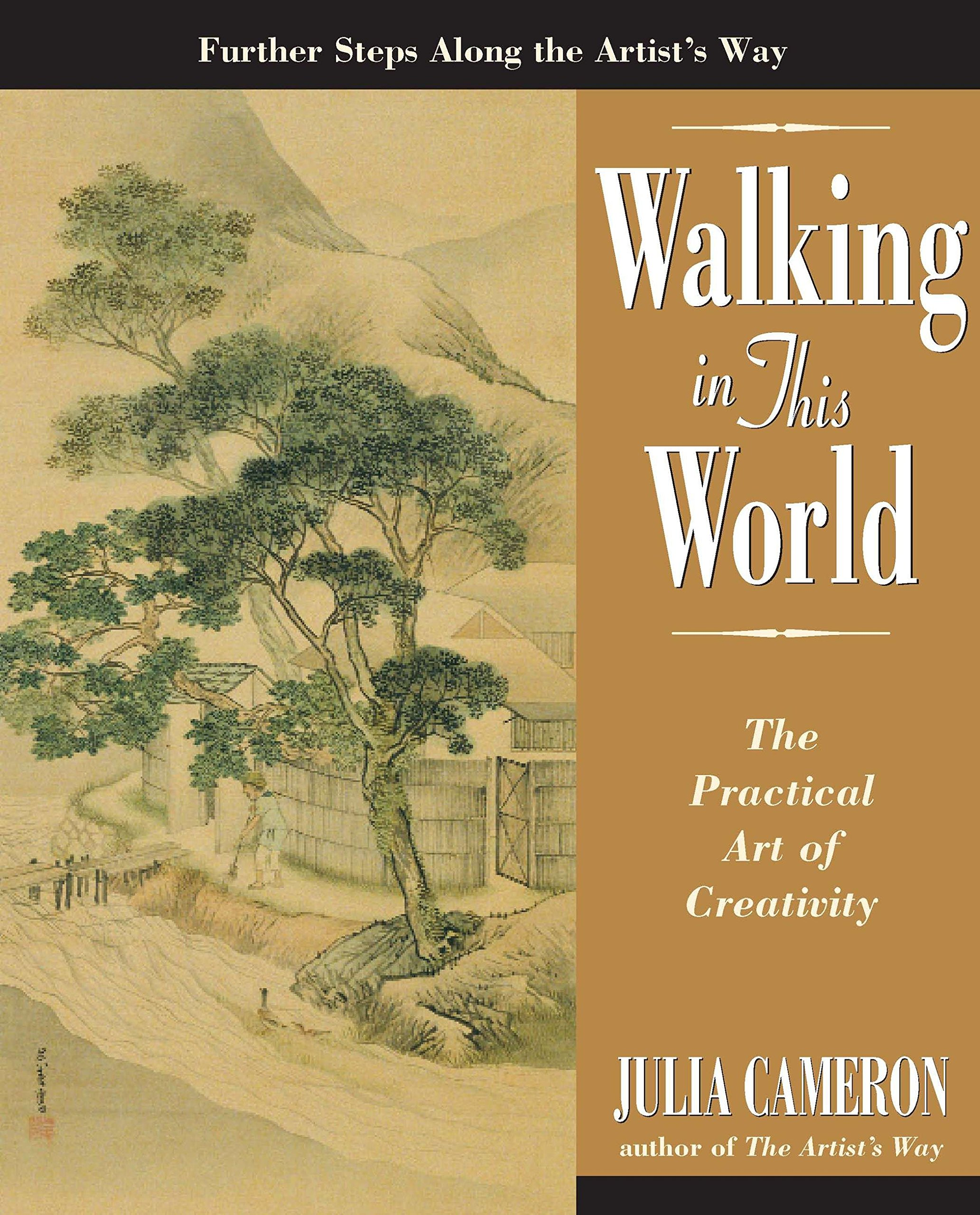 Image result for walking in the woods julia cameron
