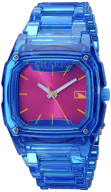Freestyle Women's Shark Polycarbonate Watch with Link Bracelet
