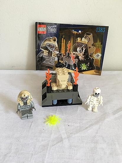 Amazon Lego Studios Super Rare Set 1383 Curse Egypt Series